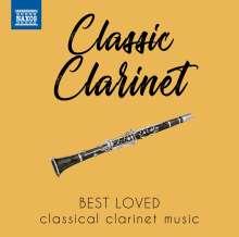 Classic Clarinet, CD
