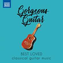 Gorgeous Guitar - Best Loved Classical Guitar Music, CD