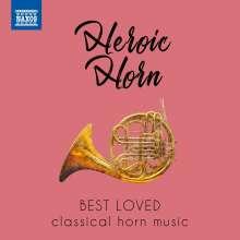 Heroic Horn - Best loved classical horn music, CD