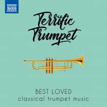 Terrific Trumpet - Best loved classical trumpet music, CD