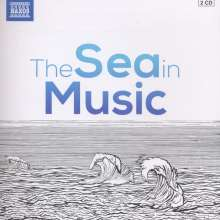 The Sea in Music, 2 CDs