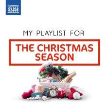 My Playlist for The Christmas Season, CD