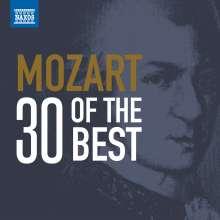 Wolfgang Amadeus Mozart (1756-1791): Mozart - 20 Of The Best, 2 CDs