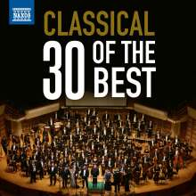 """Naxos-Sampler """"Classical 30 of the Best"""", 2 CDs"""