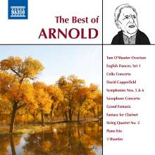 Malcolm Arnold (1921-2006): The Best of Arnold, CD