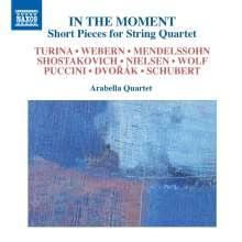 Arabella Quartet - In the Moment, CD