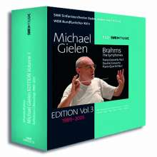Michael Gielen - Edition Vol.3, 5 CDs