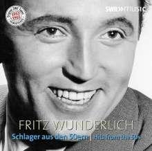 Fritz Wunderlich - Schlager aus den 50ern, 2 CDs