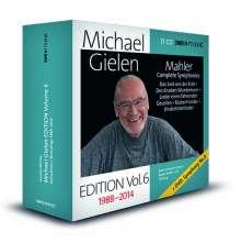 Michael Gielen - Edition Vol.6, 17 CDs und 1 DVD