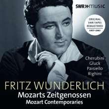 Fritz Wunderlich - Mozarts Zeitgenossen, CD