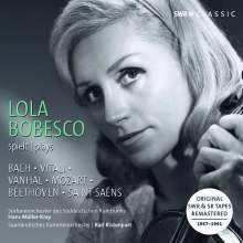 Lola Bobesco - Recordings 1957-1961, 3 CDs