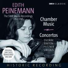 Edith Peinemann - The SWR Studio Recordings 1952-1965, 5 CDs