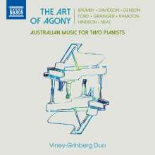 Viney-Grinberg Duo - The Art of Agony, CD