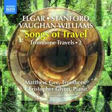 Matthew Gee - Songs of Travel, CD