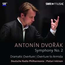 Antonin Dvorak (1841-1904): Symphonie Nr.2, CD