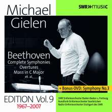 Michael Gielen - Edition Vol.9, 9 CDs und 1 DVD