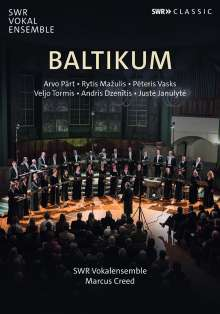 SWR Vokalensemble Stuttgart - Baltikum, DVD