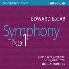 Edward Elgar (1857-1934): Symphonie Nr. 1, CD