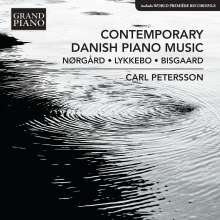 Carl Petersson - Contemporary Danish Piano Music, CD