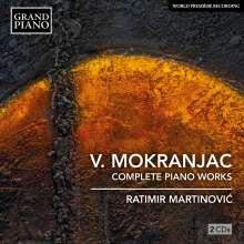 Vasilije Mokranjac (1923-1984): Sämtliche Klavierwerke, 2 CDs