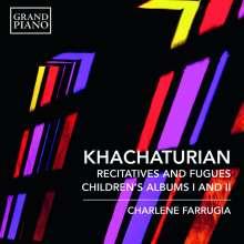 Aram Khachaturian (1903-1978): Children's Album (Heft 1 & 2), CD