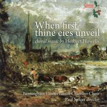 "Herbert Howells (1892-1983): Chorwerke ""Collegium Regale"", CD"