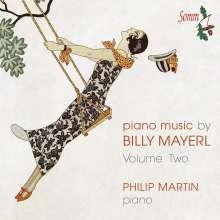 Billy Mayerl (1902-1959): Klavierwerke Vol.2, CD