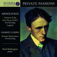 Mark Bebbington - Private Passions, CD