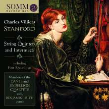 Charles Villiers Stanford (1852-1924): Streichquintette Nr.1 F-Dur & Nr.2 c-moll, CD