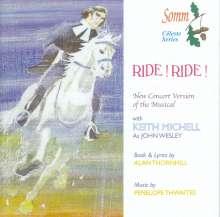 Penelope Thwaites (geb. 1944): Ride! Ride!, CD