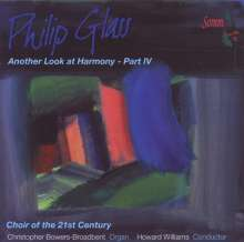 Philip Glass (geb. 1937): Another Look at Harmony - Part IV, CD