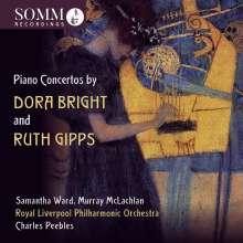 Dora Estella Bright (1862-1951): Klavierkonzert a-moll Nr.1, CD
