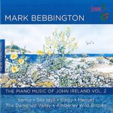 John Ireland (1879-1962): Klavierwerke Vol.2, CD