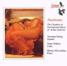 Arthur Sullivan (1842-1900): Streichquartett, CD
