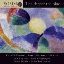 Ralph Vaughan Williams (1872-1958): Konzert für Violine & Streicher, CD