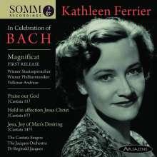 Kathleen Ferrier - In Celebration of Bach, CD