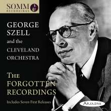George Szell & das Cleveland Orchestra - The Forgotten Recordings, 2 CDs