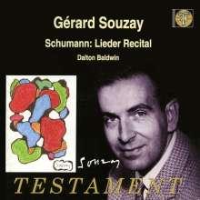 Robert Schumann (1810-1856): Liederkreis op.35 nach Kerner, CD