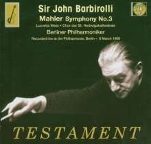 Sir John Barbirolli at the Philharmonie Berlin, 2 CDs