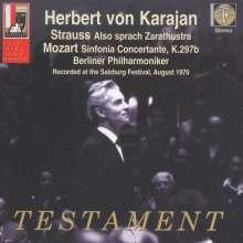 Herbert von Karajan & die Berliner Philharmoniker - Live von den Salzburger Festspielen 1970, CD