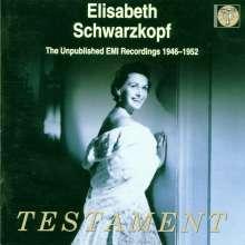 Elisabeth Schwarzkopf -  Unpublished EMI Recordings, 2 CDs