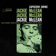 Jackie McLean (1931-2006): Capuchin Swing, Super Audio CD