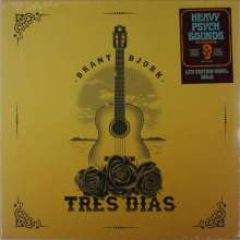 Brant Bjork: Tres Dias (Limited-Edition) (Golden Vinyl), LP