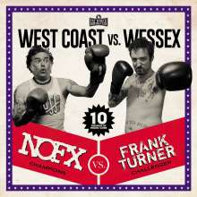 NOFX & Frank Turner: Westcoast VS. Wessex, CD