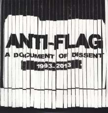 Anti-Flag: A Document Of Dissent, 2 LPs