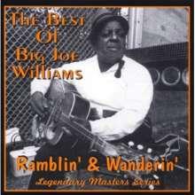 Big Joe Williams (Guitar): Ramblin & Wanderin': The Legendary Masters Series, CD
