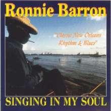 Ronnie Barron: Singing In My Soul, CD
