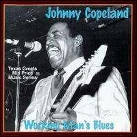 Johnny Copeland: Working Man's Blues, CD