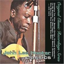 John Lee Hooker: Classics, CD