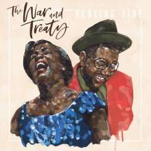The War And Treaty: Healing Tide, CD